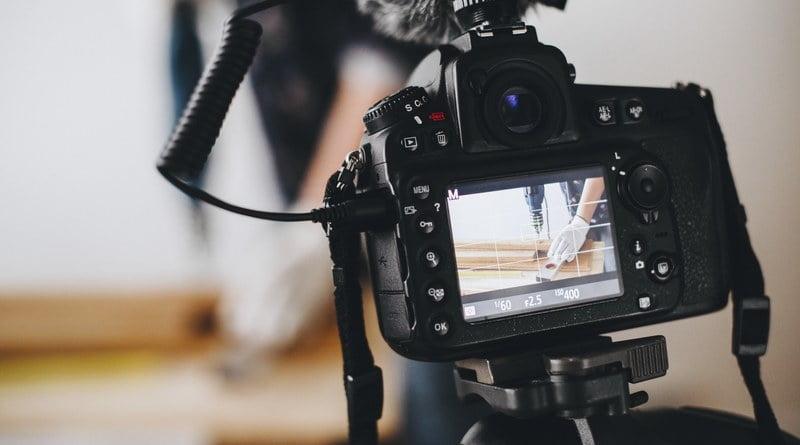 como fazer videos