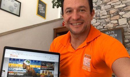 """Case: agora empreendedor, Gavini larga TV para viver do seu sonho e """"de internet"""""""